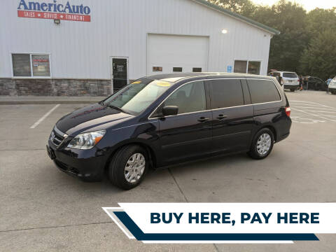 2007 Honda Odyssey for sale at AmericAuto in Des Moines IA