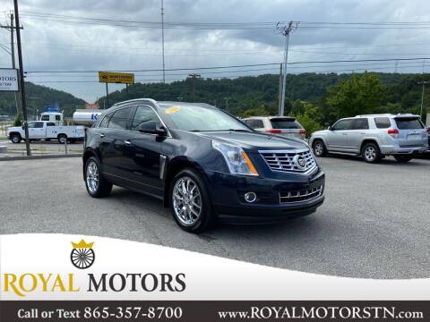 2014 Cadillac SRX for sale at ROYAL MOTORS LLC in Knoxville TN