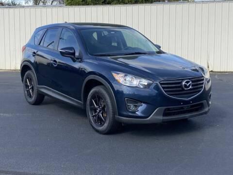 2016 Mazda CX-5 for sale at Miller Auto Sales in Saint Louis MI