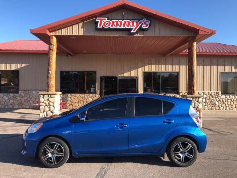 2012 Toyota Prius c for sale at Tommy's Car Lot in Chadron NE