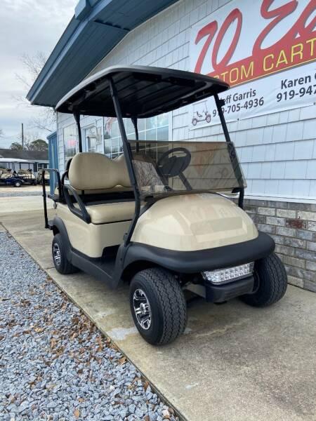 2016 Club Car PRECEDENT - GAS - EFI for sale at 70 East Custom Carts LLC in Goldsboro NC