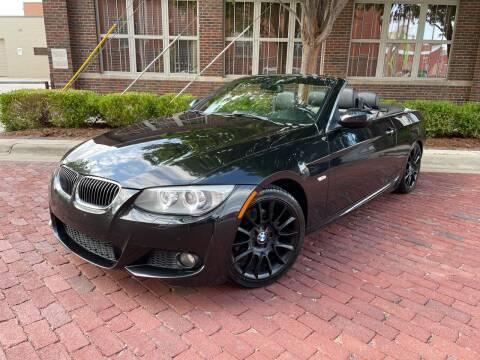 2011 BMW 3 Series for sale at Euroasian Auto Inc in Wichita KS