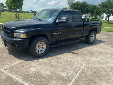 2001 Dodge Ram Pickup 1500 for sale at M A Affordable Motors in Baytown TX
