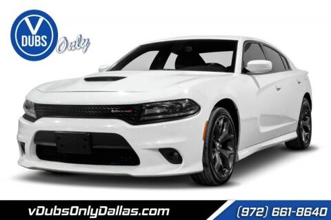 2019 Dodge Charger for sale at VDUBS ONLY in Dallas TX