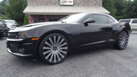 2010 Chevrolet Camaro for sale at Driven Pre-Owned in Lenoir NC
