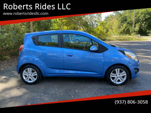 2013 Chevrolet Spark for sale at Roberts Rides LLC in Franklin OH