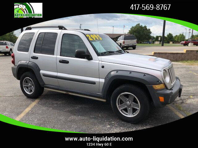2005 Jeep Liberty for sale at Auto Liquidation in Republic MO