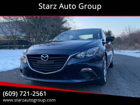 2016 Mazda MAZDA3 for sale at Starz Auto Group in Delran NJ