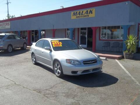 2007 Subaru Legacy for sale at Atayas Motors INC #1 in Sacramento CA