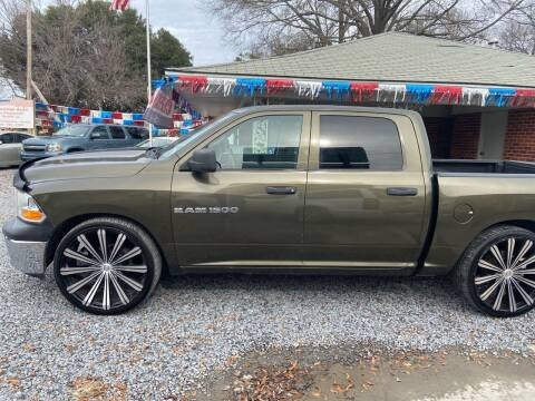 2012 RAM Ram Pickup 1500 for sale at American Auto in Rayville LA