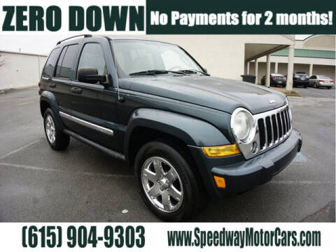 2006 Jeep Liberty for sale at Speedway Motors in Murfreesboro TN