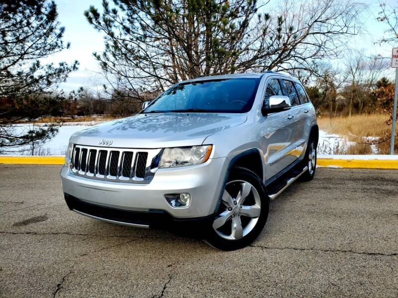2011 Jeep Grand Cherokee for sale at Excalibur Auto Sales in Palatine IL