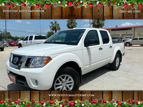2018 Nissan Frontier for sale at Houston Auto Emporium in Houston TX