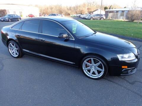 2011 Audi A6 for sale at BETTER BUYS AUTO INC in East Windsor CT