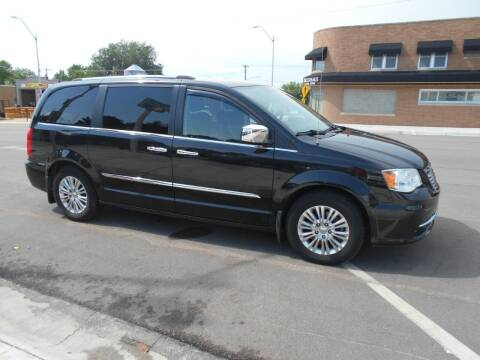 2015 Chrysler Town and Country for sale at Creighton Auto & Body Shop in Creighton NE