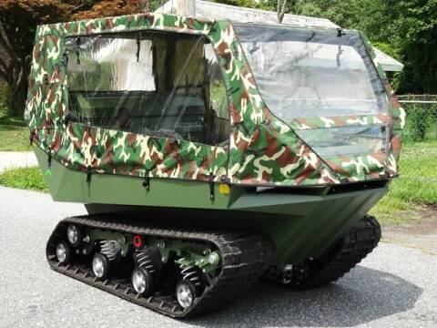 2018 PELEC III CRUISER III ATV AMPHIBIOUS for sale at Professionals Auto Sales in Philadelphia PA