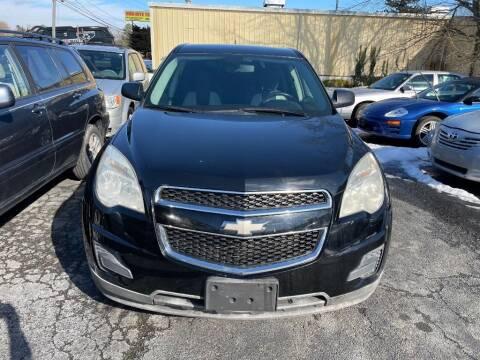2011 Chevrolet Equinox for sale at Certified Motors in Bear DE