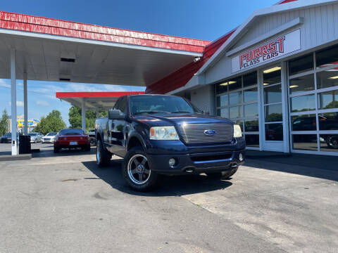 2006 Ford F-150 for sale at Furrst Class Cars LLC in Charlotte NC
