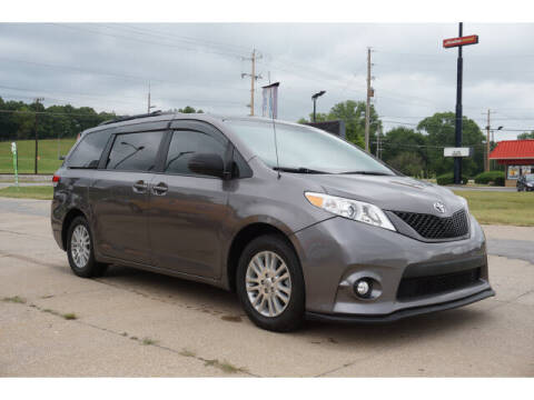 2014 Toyota Sienna for sale at Autosource in Sand Springs OK