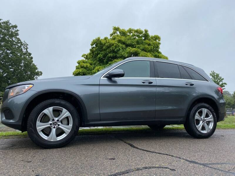 2017 Mercedes-Benz GLC for sale at Reynolds Auto Sales in Wakefield MA
