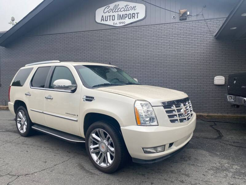 2009 Cadillac Escalade for sale at Collection Auto Import in Charlotte NC