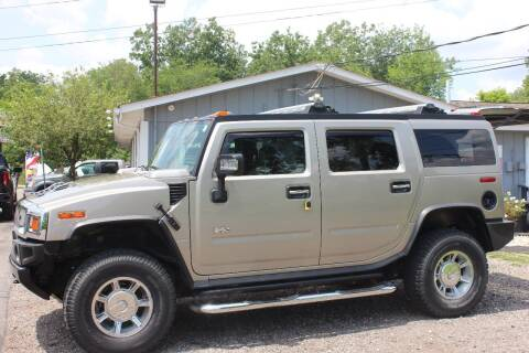 2005 HUMMER H2 for sale at D & B Auto Sales LLC in Washington Township MI