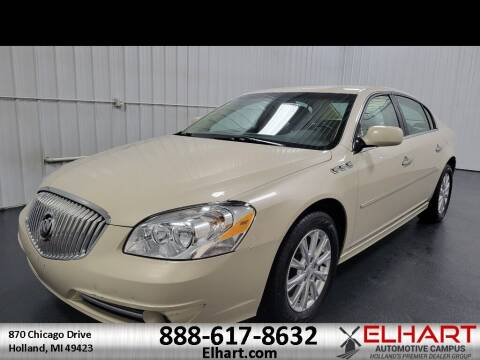 2011 Buick Lucerne for sale at Elhart Automotive Campus in Holland MI