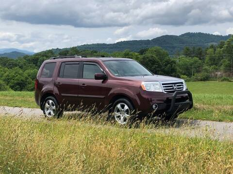 2013 Honda Pilot for sale at M&L Auto, LLC in Clyde NC