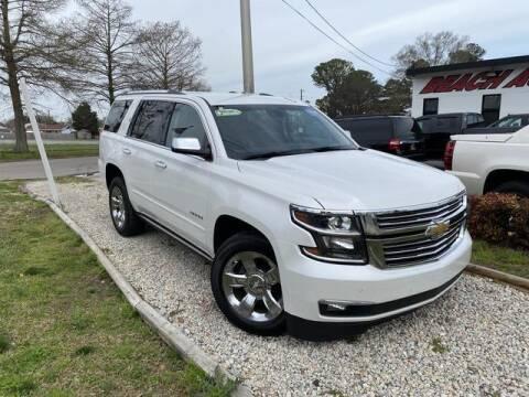2017 Chevrolet Tahoe for sale at Beach Auto Brokers in Norfolk VA