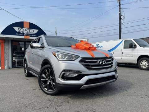 2017 Hyundai Santa Fe Sport for sale at OTOCITY in Totowa NJ