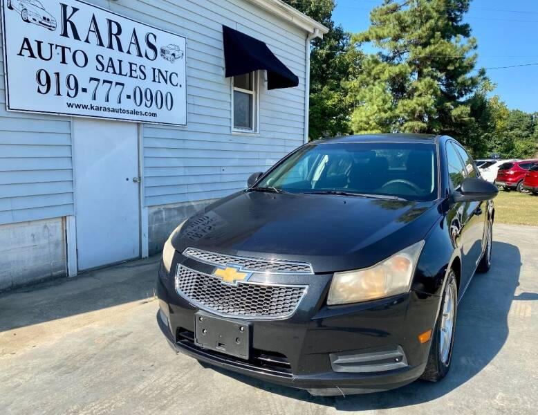 2012 Chevrolet Cruze for sale at Karas Auto Sales Inc. in Sanford NC