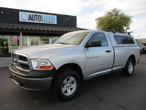 2011 RAM Ram Pickup 1500 for sale at Auto Hall in Chandler AZ