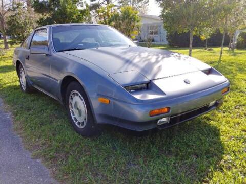 1987 Nissan 300ZX for sale at Classic Car Deals in Cadillac MI