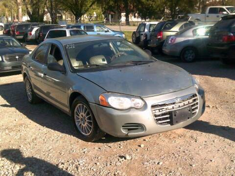 2005 Chrysler Sebring for sale at WEINLE MOTORSPORTS in Cleves OH