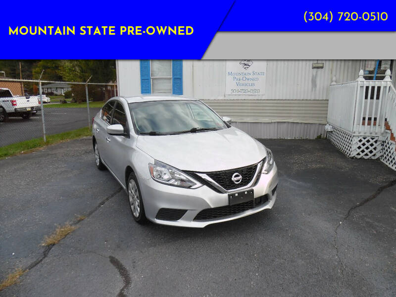 2018 Nissan Sentra for sale at Mountain State Pre-owned in Nitro WV