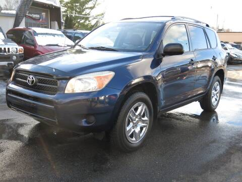 2007 Toyota RAV4 for sale at United Auto Service in Leominster MA