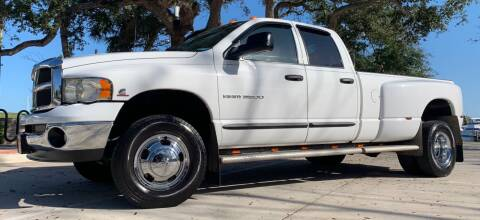 2005 Dodge Ram Pickup 3500 for sale at PennSpeed in New Smyrna Beach FL