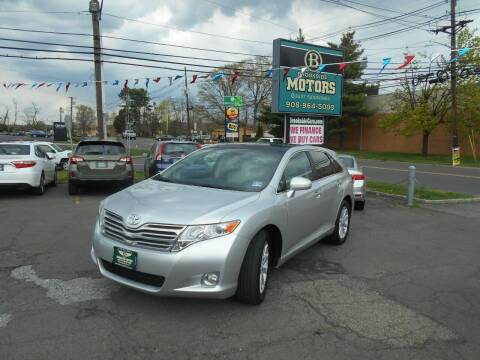 2010 Toyota Venza for sale at Brookside Motors in Union NJ