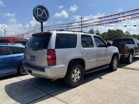 2008 Chevrolet Tahoe for sale at Direct Auto in D'Iberville MS
