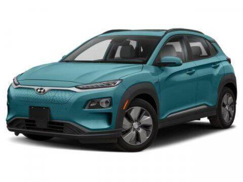 2021 Hyundai Kona EV for sale at Wayne Hyundai in Wayne NJ