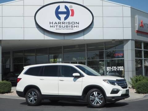 2016 Honda Pilot for sale at Harrison Imports in Sandy UT
