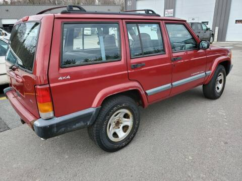 1999 Jeep Cherokee for sale at MXMotors in Ashland MA