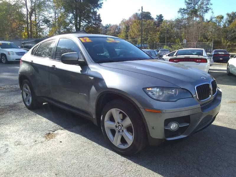 2012 BMW X6 for sale at Import Plus Auto Sales in Norcross GA