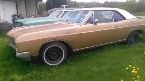 1966 Buick Skylark for sale at Classic Car Deals in Cadillac MI