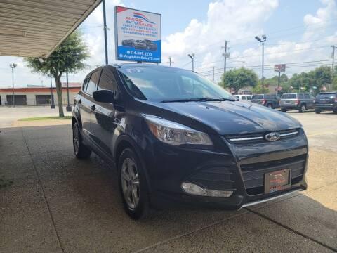2015 Ford Escape for sale at Magic Auto Sales in Dallas TX