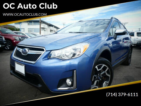 2016 Subaru Crosstrek for sale at OC Auto Club in Midway City CA