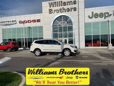 2013 Chevrolet Traverse for sale at Williams Brothers - Pre-Owned Monroe in Monroe MI