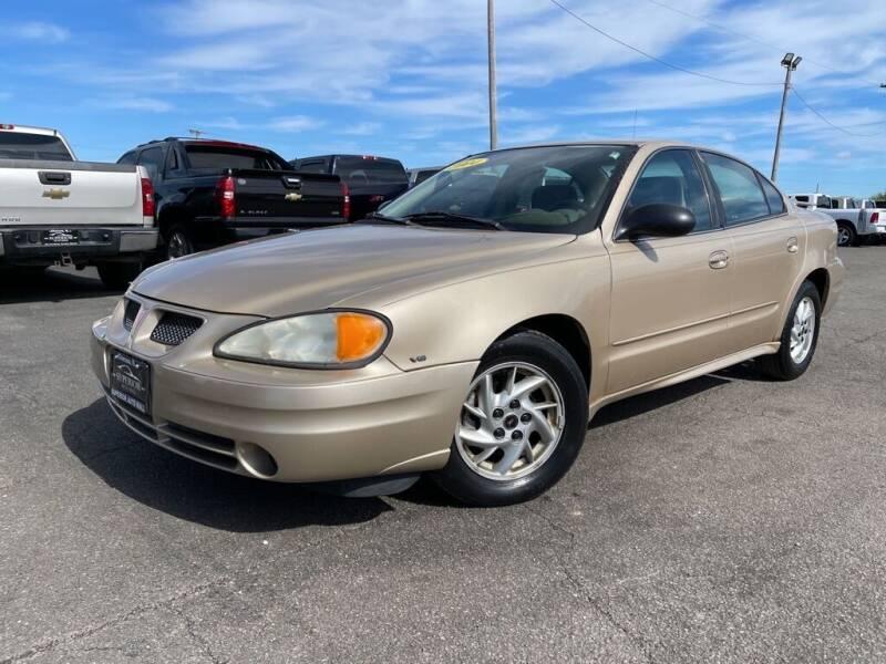 2004 Pontiac Grand Am for sale at Superior Auto Mall of Chenoa in Chenoa IL