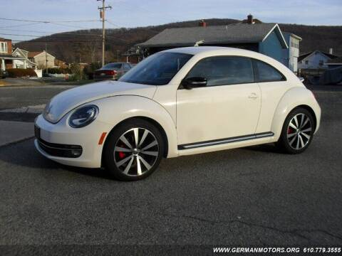 2012 Volkswagen Beetle for sale at Mair's Continental Motors in Reading PA