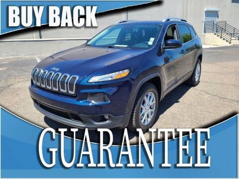 2014 Jeep Cherokee for sale at Reliable Auto Sales in Las Vegas NV